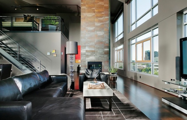 Creatively Making Your Multilevel Living Room Comfortable