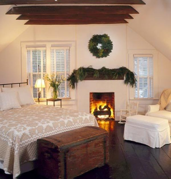 Decorating Tips For A Guest Room Before They Arrive For Christmas - Bedroom decorations for christmas