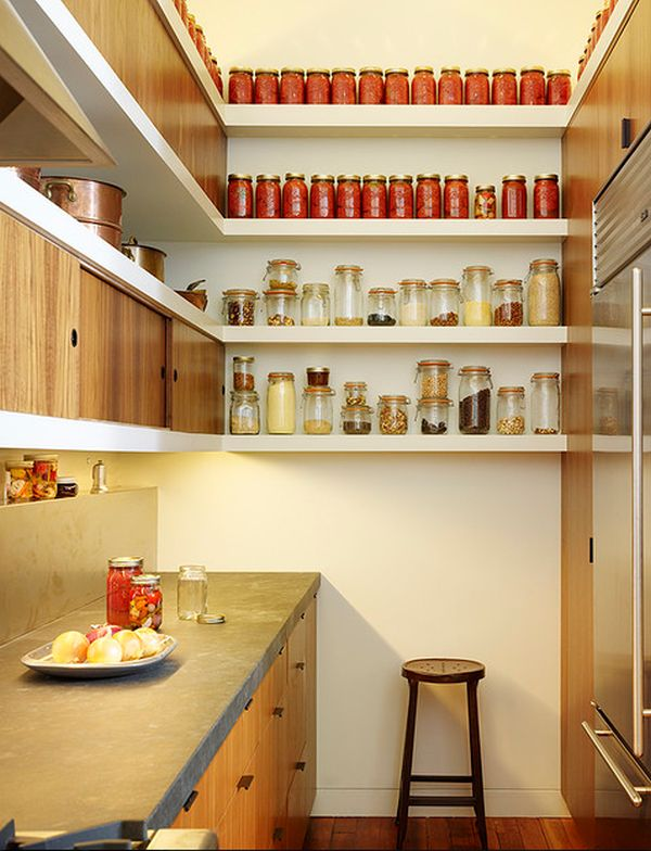 Kitchen Store Room Gorgeous Kitchen Storage Jars A Great Way Of Organizing Ingredients And Design Ideas