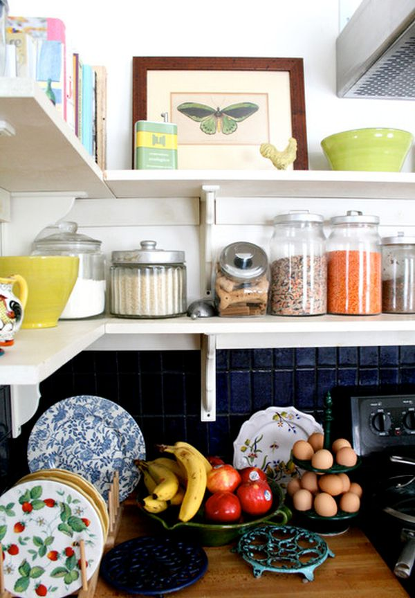 Kitchen Storage Jars A Great Way Of Organizing