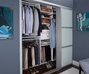 How A Smaller Closet Can Help You Save Money