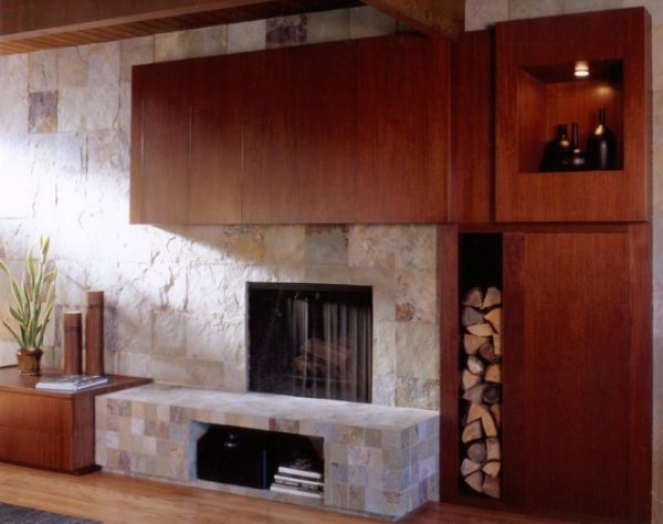 5 Contemporary Wood Storage Ideas For This Winter