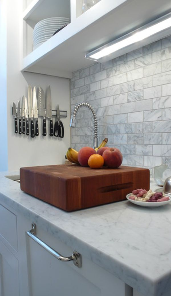 Perfect View In Gallery Magnetic Knife Rack ...