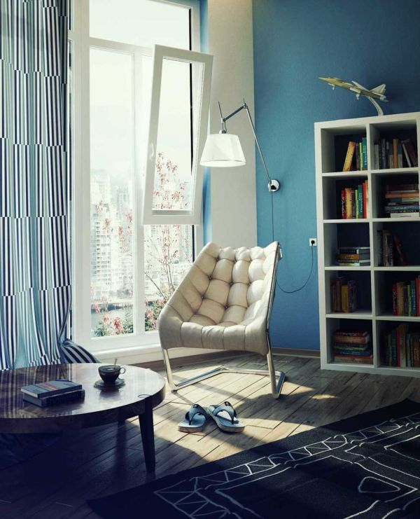 10 Cozy And Relaxing Reading Spaces
