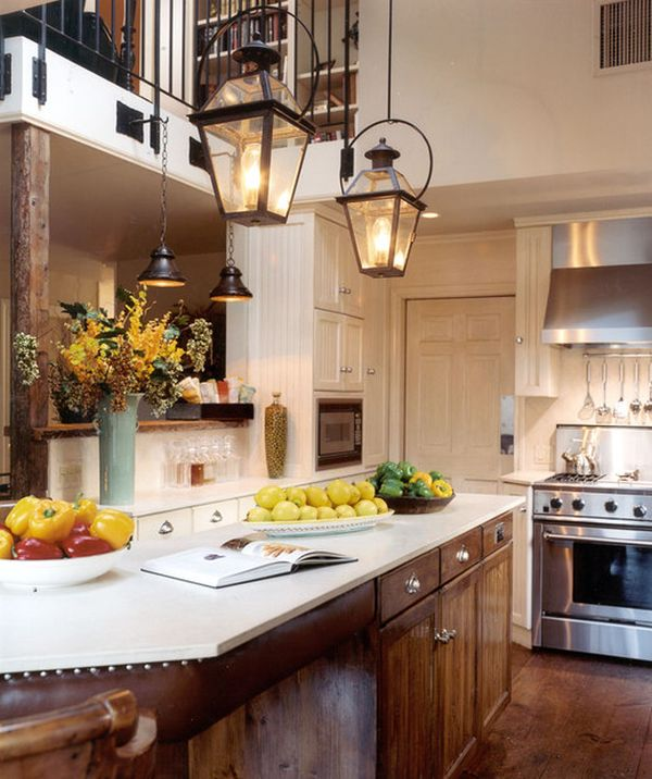 Traditional Kitchen Lighting Ideas Pictures: Kitchen Island Lighting Styles For All Types Of Decors