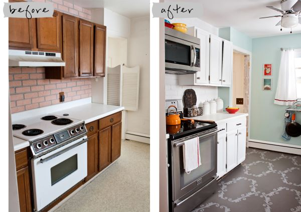 Kitchens 5 low cost tips for high impact for Low cost kitchen ideas