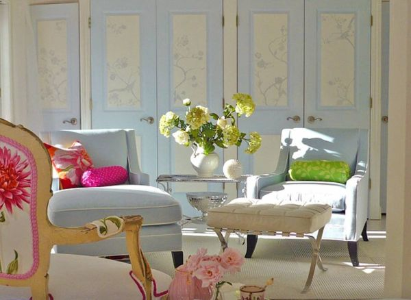How to decorate with pastels 4 easy tips for Dep decoration interieur
