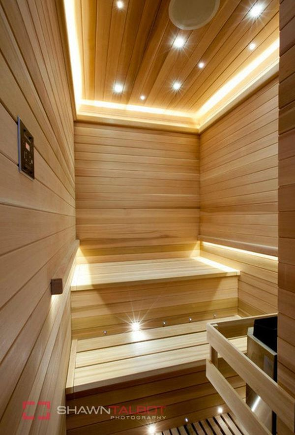 What you need to know about home saunas for Sauna design plans