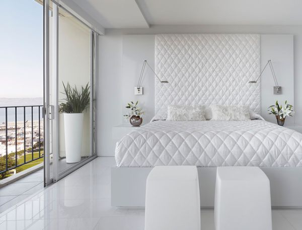 White Bedroom Design Ideas Simple Serene And Stylish Beauteous Simple White Bedroom