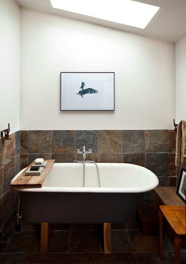 Choosing the right bathtub for a small bathroom for Tiny bathtub