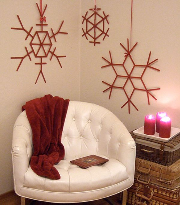 Stylish christmas decorations that you can make for yourself view in gallery solutioingenieria Image collections