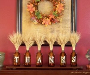 More 6 Easy Thanksgiving DIYs