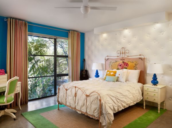 Tufted Walls A Cozy And Elegant Alternative For Most Rooms
