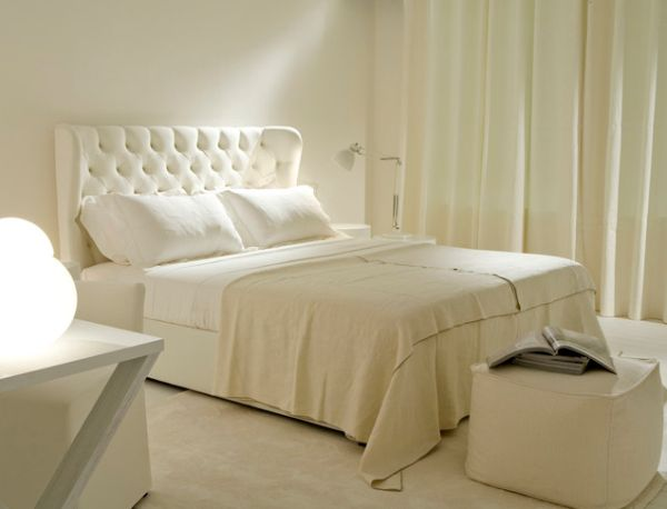 Elegant White Bedroom Design Ideas. Simple, Serene And Stylish