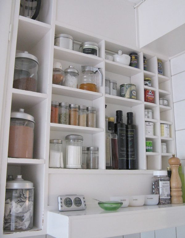 Kitchen Storage Jars, A Great Way Of Organizing Ingredients And