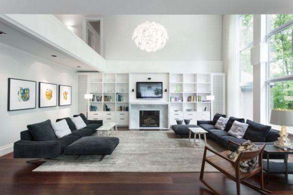 Maison du bois a modern but not minimalist family home for La maison home accessories