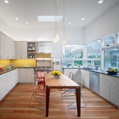 5 Beautiful Color Schemes Suitable For The Kitchen