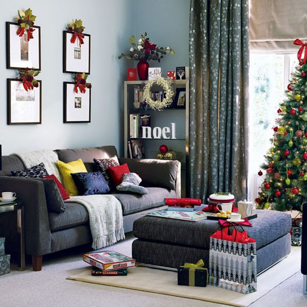 view - Decorating A Small Home For Christmas