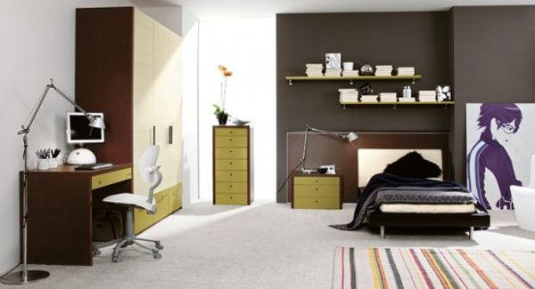 Cool Teenage Bedrooms For Guys 40 teenage boys room designs we love