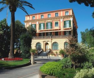 The spectacular Grand Hotel Excelsior Vittoria, an exquisite destination from Sorrento, Italy