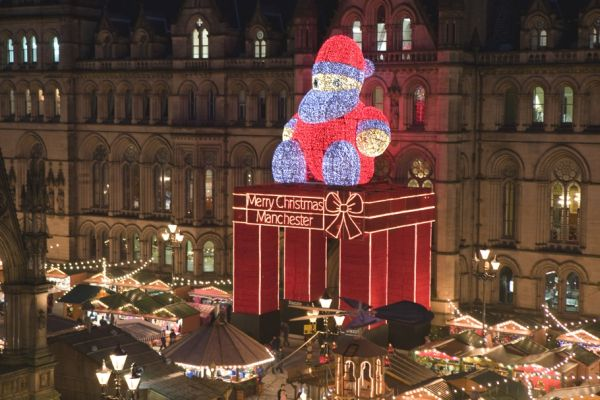 The Most Extraordinary European Christmas Markets The