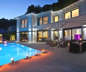 Contemporary Villa Costa d'en Blanes On The Island Of Mallorca