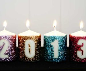 5 Little Decorative Ways To Ring in The New Year