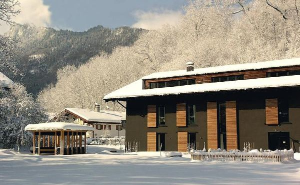 Wonderful The Berge U2013 A Comfortable, Cozy And Inviting Winter Getaway On The  Kampenwand Mountain