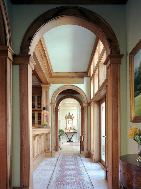 Arches Interior Designs Home Design Images Hall
