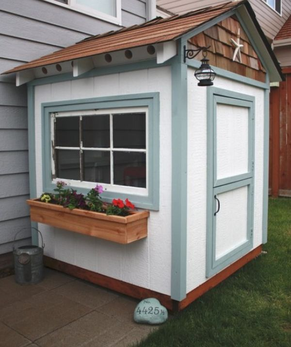 Inspiring shed designs Design shed