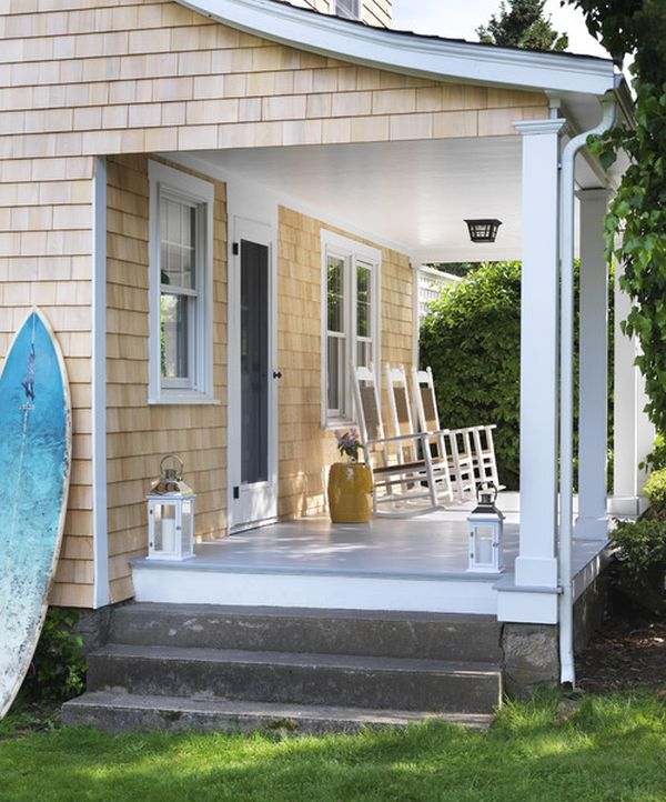39 Cool Small Front Porch Design Ideas: 5 Ways To Pretty Up The Porch