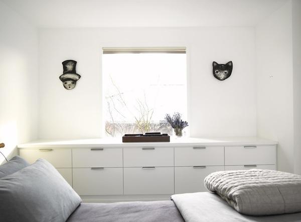 bedroom organization built ins ideas