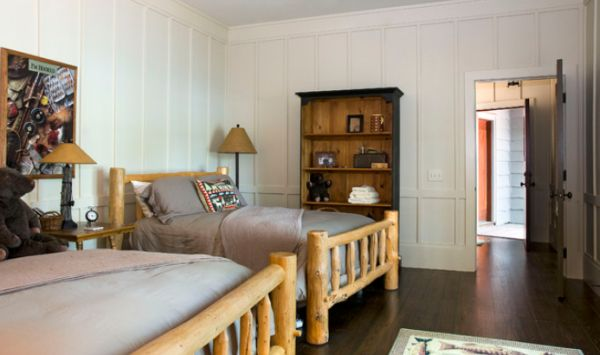 Paneled Walls A Chic Alternative In Any Room