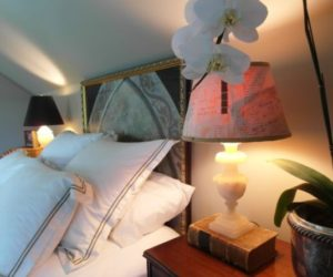 Bedside Lamps Highlight Personal Style