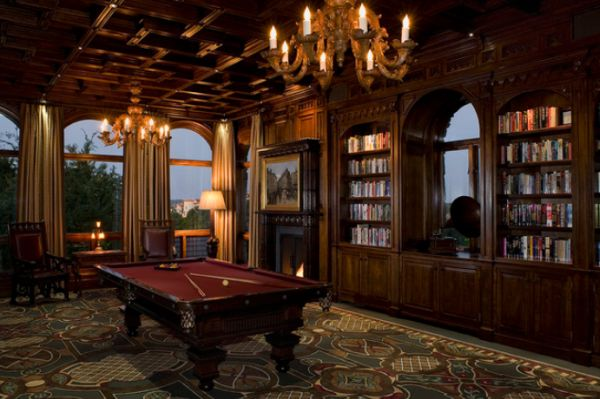 A few decor ideas and suggestions for your billiards room view in gallery dramatic billiards room solutioingenieria Image collections