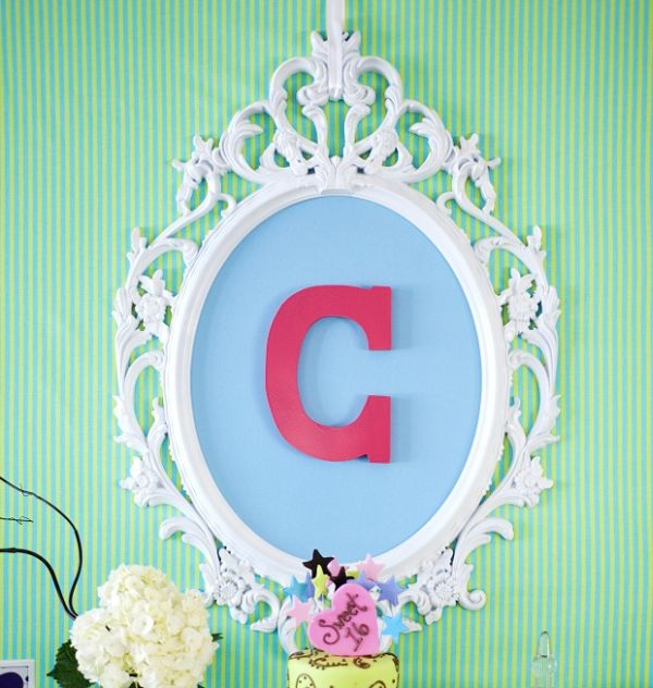 Beautiful 6 Ways To DIY Your Initials Awesome Design