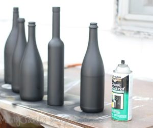7 Easy DIY Concept For Reusing Empty Bottles