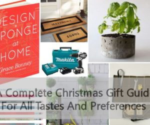 A Complete Christmas Gift Guide For All Tastes And Preferences