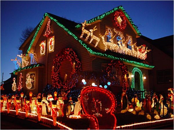 impressive over the top christmas light displays - Over The Top Christmas Decorations