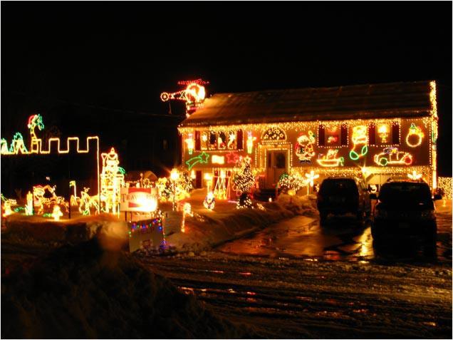 Light Up Christmas Tree Ornaments