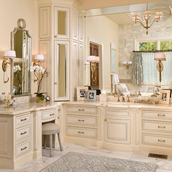 Fresh Decorating A Peach Bathroom: Ideas & Inspiration EA47