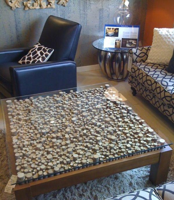 Unique Living Room Tables Home Design Plan