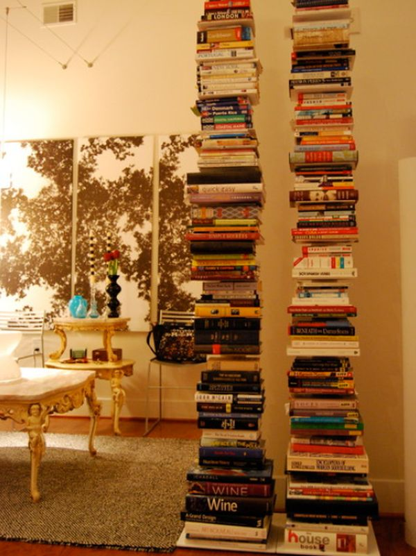 Decorating With Books Impressive Decorating With Books Tells Your Story Design Inspiration