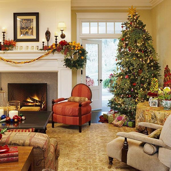 Living Room Christmas Decorating Ideas 42 christmas tree decorating ideas you should take in