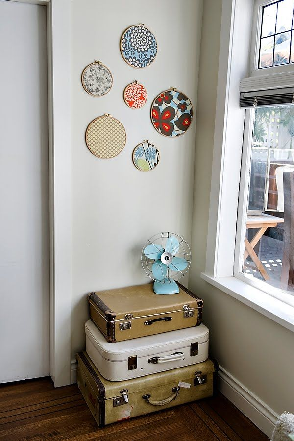 Beautiful 5 Ways To Decorate With Fabric Scraps Pictures