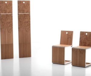 Elegant ... Space Saving Folding Chairs U2013 Practical Solutions For Small Spaces Amazing Pictures