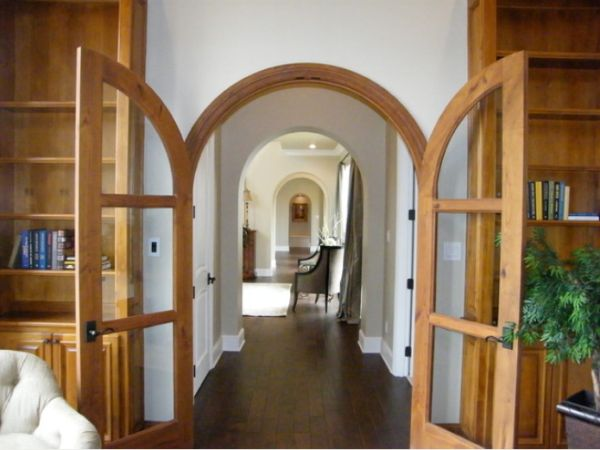 French Doors With Arches. Part 67