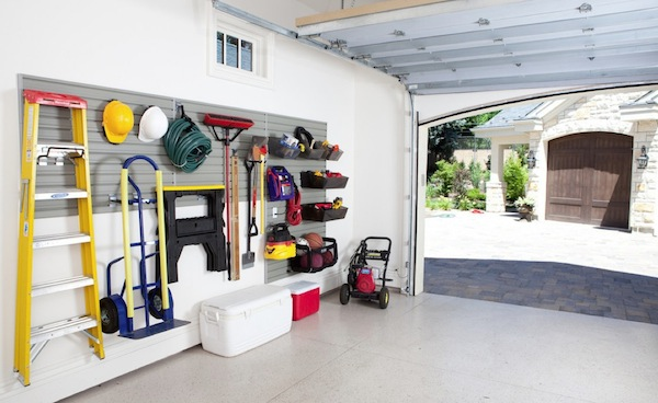 garage organization wall storage