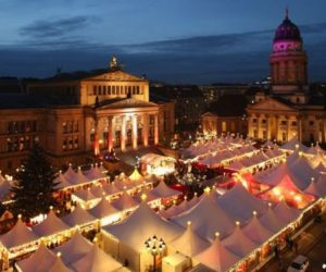 Germany gets festive and its amazing Christmas markets are now open