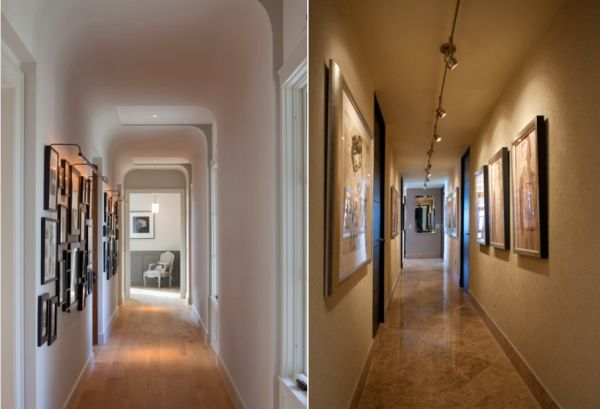 Home Interior Design Ideas Hall: How To Hang Pictures In Your Home's Hallway
